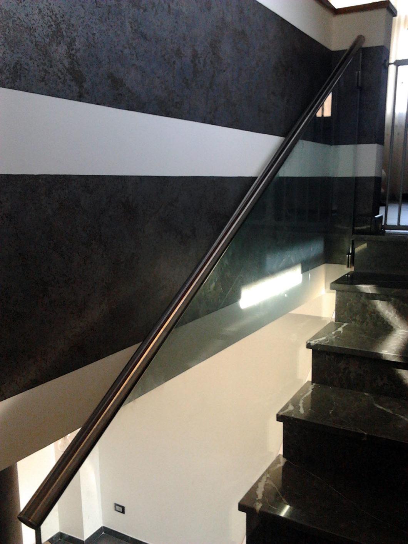 Scale e Balaustre – Esempio 06